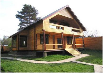 Пермь дом из дерева